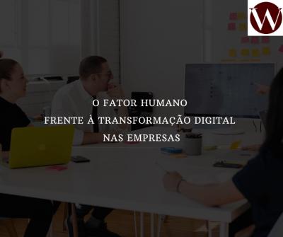 O fator humano frente à transformação digital nas empresas